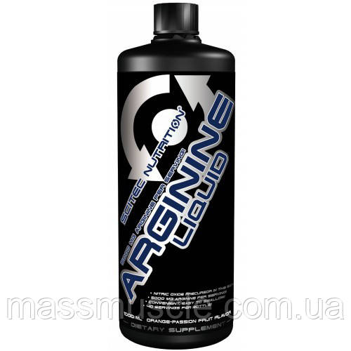 Аргинин Scitec Nutrition Liquid Arginine 1000 ml