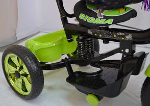 Детский трехколесный велосипед, фото 2