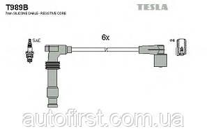 Tesla T989B Высоковольтные провода Saab