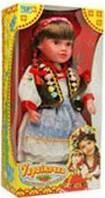 Кукла музыкальная Украиночка поет песни 2013-18D-U, фото 1
