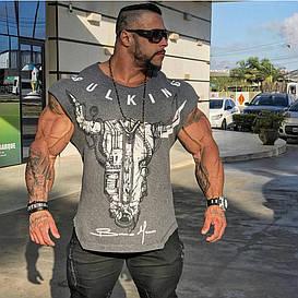 "Мужская футболка с коротким рукавом ""BULKING"""