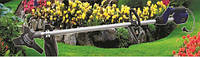 Электрокоса Беларусмаш БТЭ-3100 4 ножа + 3 лески (3100 Ватт, цельная штанга). Триммер