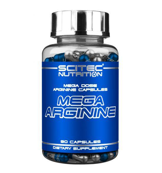 Аргинин Scitec Nutrition Arginine 90 caps