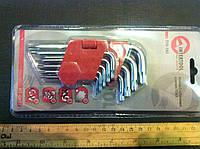 Набір ключів Г-подібних (9 шт.) TORX   HT-0607