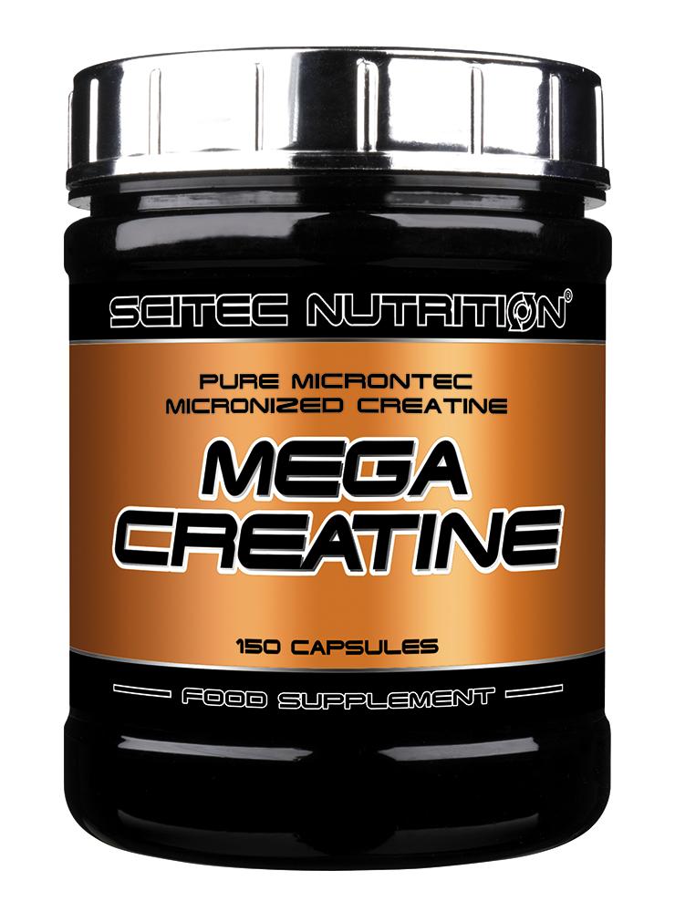 Креатин Scitec Nutrition Mega Creatine 150 caps