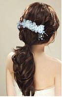 Красивое украшение  для волос с гребнем  от LadyStyle.Biz