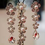 Комплект браслет и серьги, фото 2