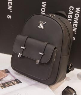 Рюкзак жіночий чорний Sujimima