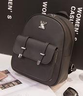 Рюкзак Sujimima черный, фото 1