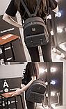 Рюкзак жіночий чорний Sujimima, фото 4