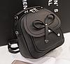 Сумка-рюкзак Sujimima черный С240