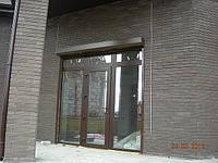 Пластиковые окна, двери в дом