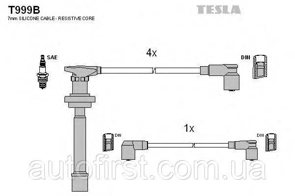 Tesla T999B Высоковольтные провода Nissan