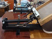 Оборудование Шелкография, трафаретная печать Станок HMU 1x1-01