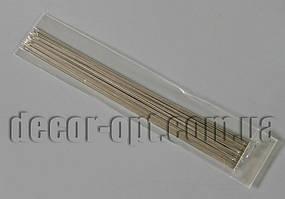 Голка для рукоділля 12см/0,6 мм 30шт