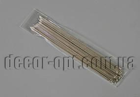 Голка для рукоділля 10см/0,7 мм 30шт