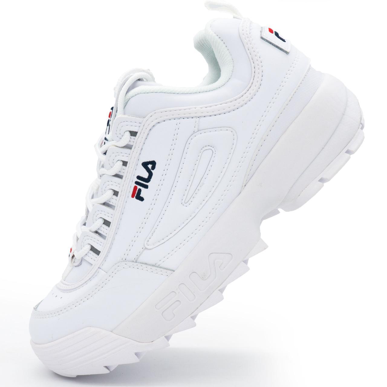 295d72ae5bc4 Белые кроссовки FILA Disruptor 2. Топ качество! р.(36, 37, 38, 39, 40, 41,  42, 43, 44.5)