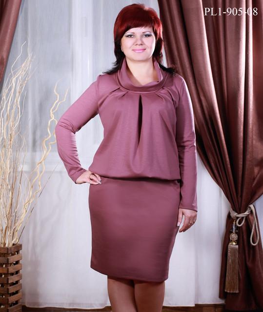 Купити теплий жіночий одяг великих розмірів. Я-Модна это свежий и ... 46739e80d3b70