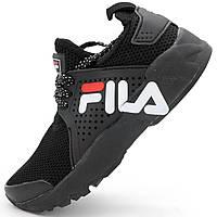 Черные кроссовки FILA Mind Zero. Топ качество! - Реплика р.(36, 37, 38, 39, 40)