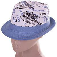 Шляпа Kent & Aver Шляпа мужская  KENT & AVER (КЕНТ ЭНД АВЕР) KEN07041-8