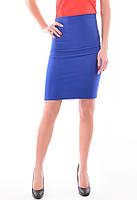 Женская юбка до колен