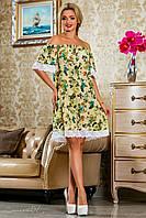 Платье с принтом SV2249, фото 1