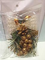 Новогодние украшения для дома, фото 1