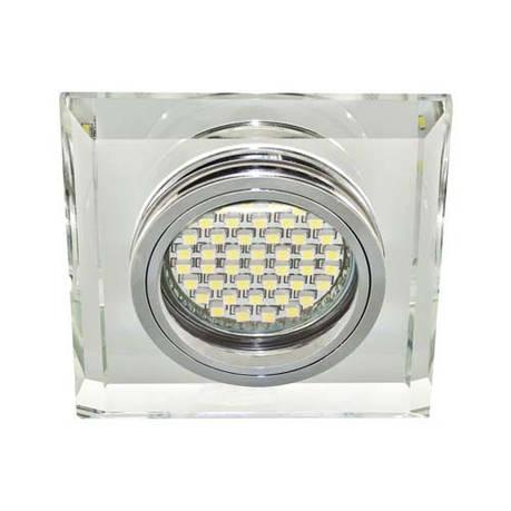 Встраиваемый светильник Feron 8170-2 с LED подсветкой , фото 2