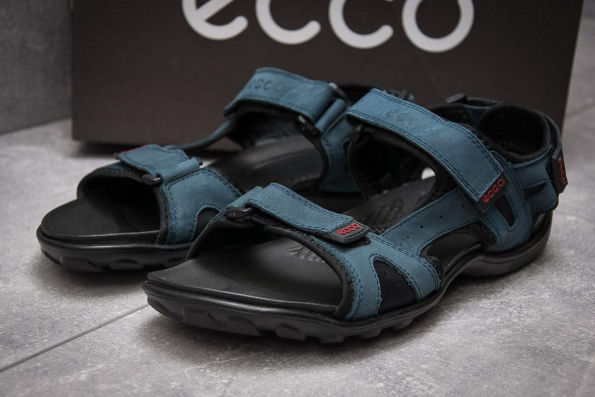 Сандалии мужские Ecco Summer, темно-синие (13356),  [  44  ]