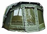 Палатка Carp Zoom Frontier Bivvy & Overwrap 290x290x163cм 5000мм (CZ6803)
