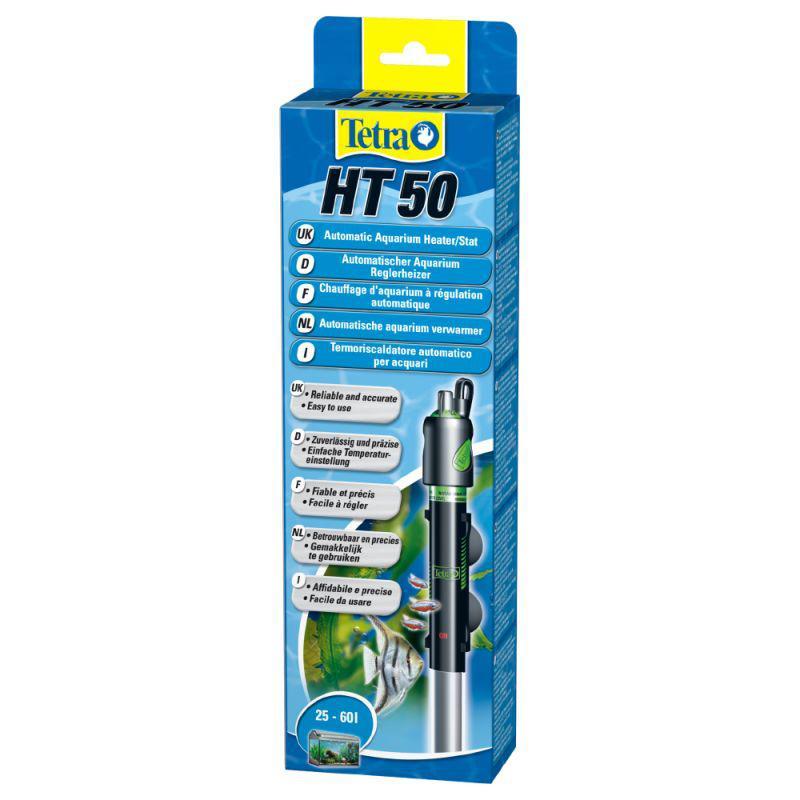 Tetra HT 50 автоматический терморегулятор для аквариума