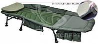 Раскладушка Carp Zoom Full Comfort Bedchair 213x78x28см на 6 ножках (CZ0727)