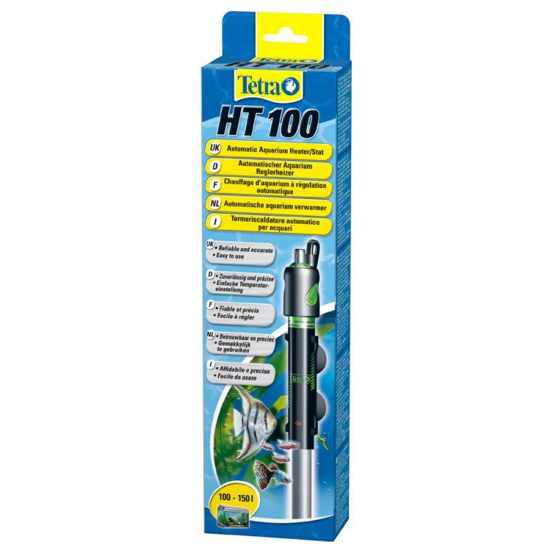Tetra HT 100 автоматический терморегулятор для аквариума