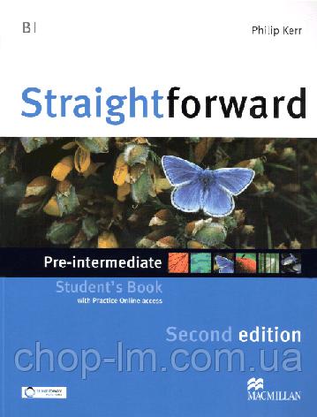 Straightforward Second Edition Pre-Intermediate Student's Book (учебник 2-е изд.), фото 2