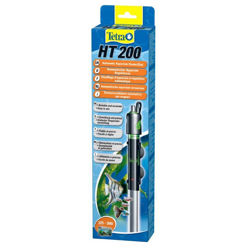 Tetra HT 200 автоматический терморегулятор для аквариума