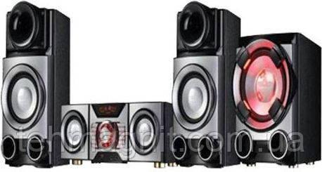Мощная акустическая система MINI HI-FI СИСТЕМА DJ-H3000 домашний кинотеатр ( Реплика )
