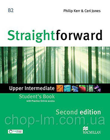 Straightforward Second Edition Upper Intermediate Student's Book (учебник 2-е изд.), фото 2