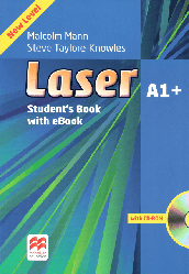 Laser A1+ Third Edition Student's Book with eBook Pack (учебник с диском 3-е издание)