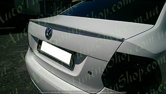 Lip-спойлер на багажник Polo sedan