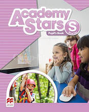 Academy Stars Starter Pupil's Book with Alphabet Book / Учебник