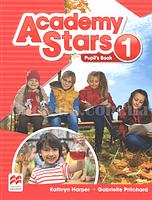 Academy Stars 1 Pupil's Book (Edition for Ukraine) / Учебник