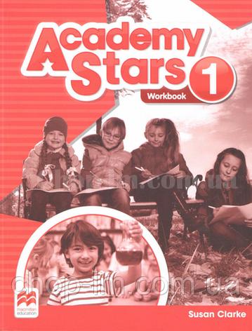 Academy Stars 1 Workbook (Edition for Ukraine) / Рабочая тетрадь, фото 2