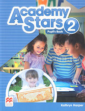 Academy Stars 2 Pupil's Book (Edition for Ukraine) / Учебник