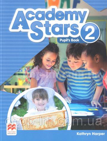 Academy Stars 2 Pupil's Book (Edition for Ukraine) / Учебник, фото 2