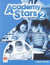 Academy Stars 2 Workbook (Edition for Ukraine) / Рабочая тетрадь