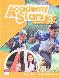 Academy Stars 3 Pupil's Book / Учебник