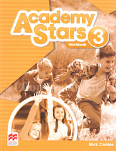 Academy Stars 3 Workbook (Edition for Ukraine) / Рабочая тетрадь