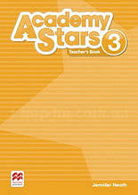 Academy Stars 3 Teacher's Book (Edition for Ukraine) / Книга для учителя