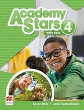 Academy Stars 4 Pupil's Book (Edition for Ukraine) / Учебник