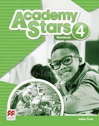 Academy Stars 4 Workbook / Рабочая тетрадь